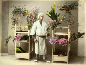 014 Flower seller