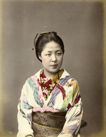 041 Portrait of a woman