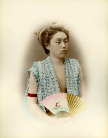 043 Portrait of a woman