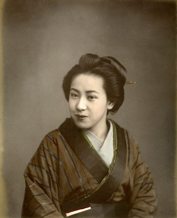 045 Portrait of a woman