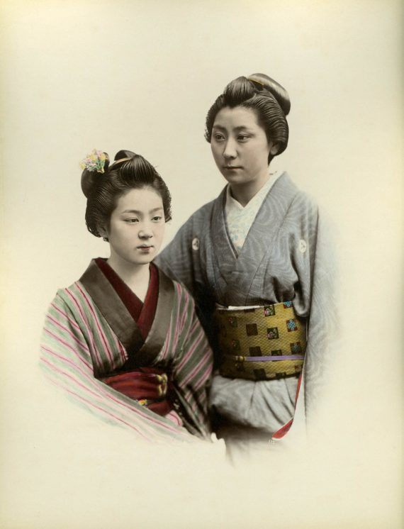 050 Japanese couple