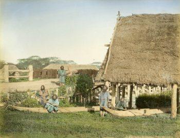 052 Ainu people, Hokkaido