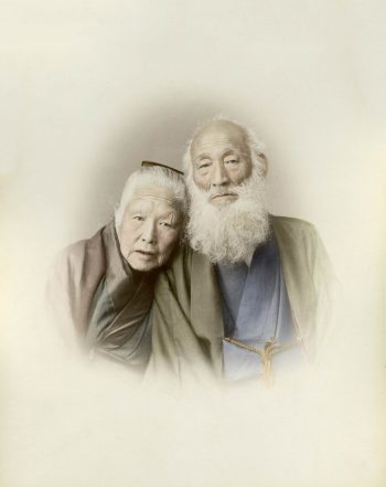 054 Old couple