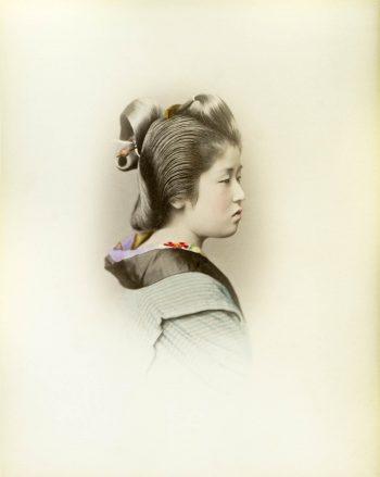 058 Portrait of a woman