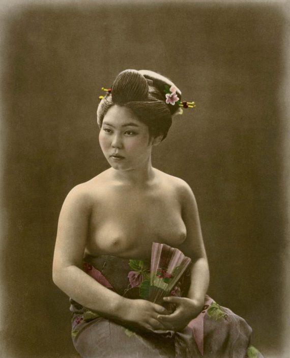 062 Portrait of a woman