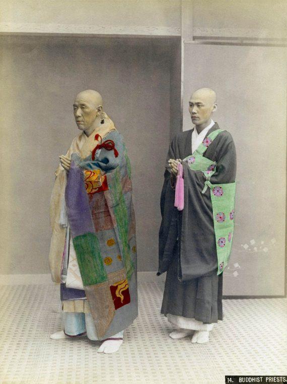074 Buddhist priests